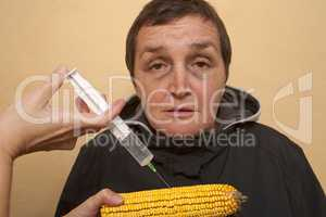 GMO corn