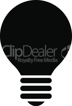 Black--electric bulb.eps