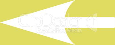 bg-Yellow White--sharp left arrow.eps