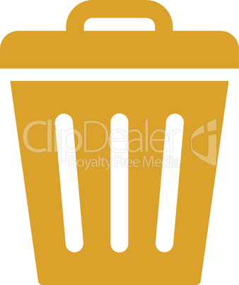Yellow--trash can.eps