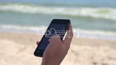 Smart Phone Using