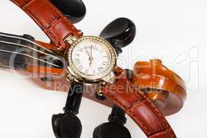 Watch And Violin