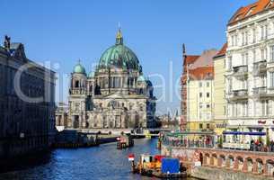 Berlin Dom - Berlin cathedral 04
