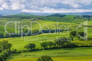 Toskana Huegel  - Tuscany hills 59