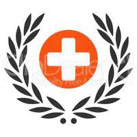 Health Care Embleme Icon