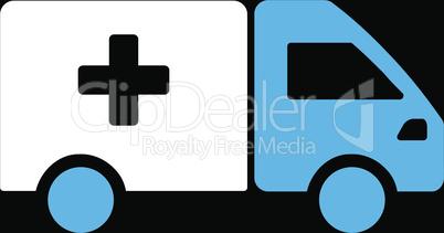 bg-Black Bicolor Blue-White--drug shipment.eps