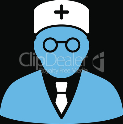 bg-Black Bicolor Blue-White--main physician.eps