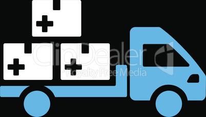 bg-Black Bicolor Blue-White--medication delivery.eps