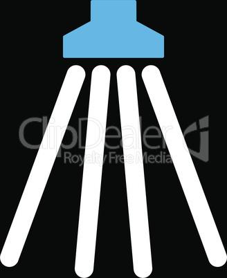 bg-Black Bicolor Blue-White--shower.eps