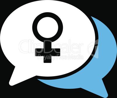 bg-Black Bicolor Blue-White--female chat.eps
