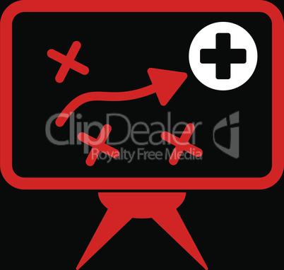 bg-Black Bicolor Red-White--health strategy.eps