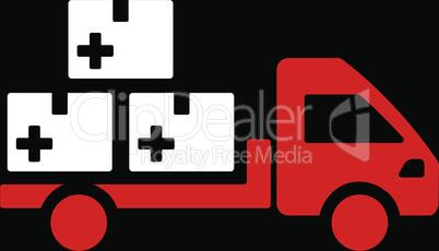 bg-Black Bicolor Red-White--medication delivery.eps