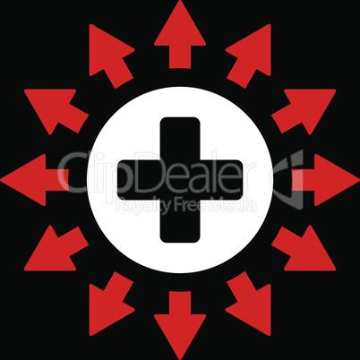 bg-Black Bicolor Red-White--pharmacy distribution.eps