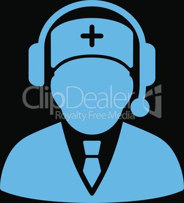 bg-Black Blue--Emergency manager.eps