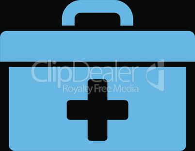 bg-Black Blue--first aid toolbox.eps