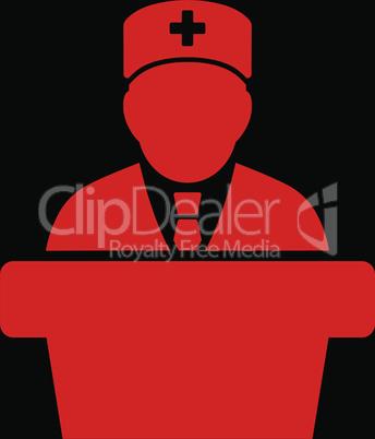 bg-Black Red--Health care official.eps