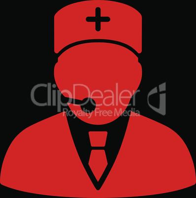 bg-Black Red--medical manager.eps