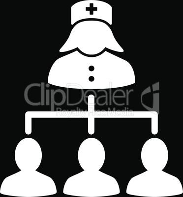 bg-Black White--nurse patients connections.eps