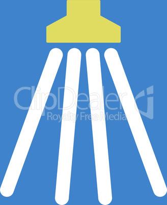 bg-Blue Bicolor Yellow-White--shower.eps
