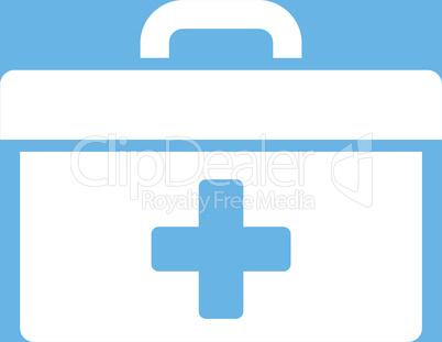 bg-Blue White--first aid toolbox.eps