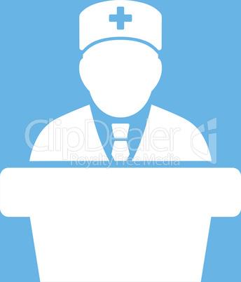 bg-Blue White--Health care official.eps