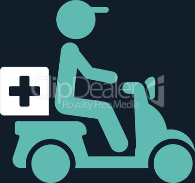 bg-Dark_Blue Bicolor Blue-White--drugs motorbike delivery.eps