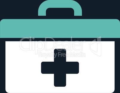 bg-Dark_Blue Bicolor Blue-White--first aid toolbox.eps