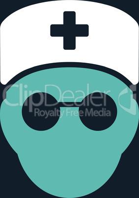 bg-Dark_Blue Bicolor Blue-White--medic head.eps