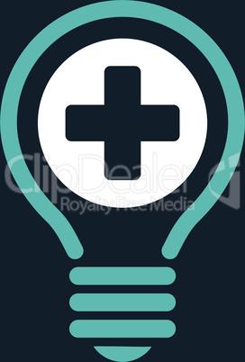 bg-Dark_Blue Bicolor Blue-White--medical bulb.eps