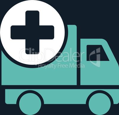 bg-Dark_Blue Bicolor Blue-White--medical delivery.eps