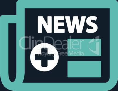 bg-Dark_Blue Bicolor Blue-White--medical newspaper.eps