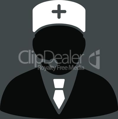 bg-Gray Bicolor Black-White--medical manager.eps