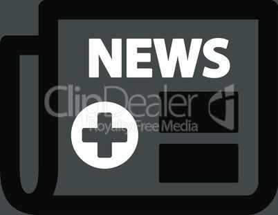 bg-Gray Bicolor Black-White--medical newspaper.eps