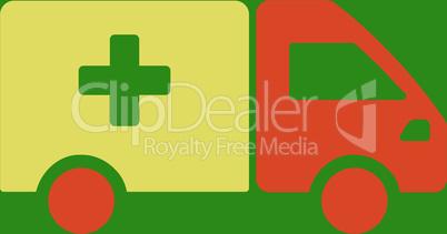 bg-Green Bicolor Orange-Yellow--drug shipment.eps