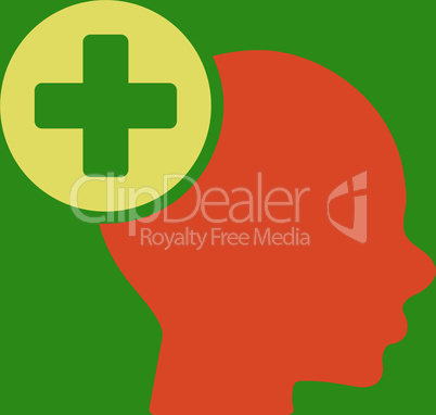 bg-Green Bicolor Orange-Yellow--head treatment.eps