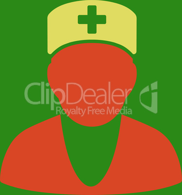 bg-Green Bicolor Orange-Yellow--medic.eps