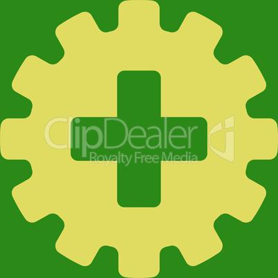 bg-Green Yellow--plus gear.eps