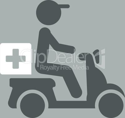 bg-Silver Bicolor Dark_Gray-White--drugs motorbike delivery.eps