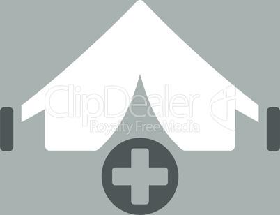bg-Silver Bicolor Dark_Gray-White--field hospital.eps