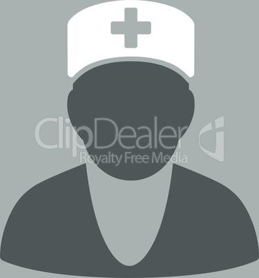 bg-Silver Bicolor Dark_Gray-White--medic.eps