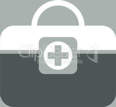 bg-Silver Bicolor Dark_Gray-White--medic case.eps