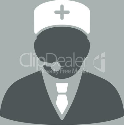 bg-Silver Bicolor Dark_Gray-White--medical manager.eps