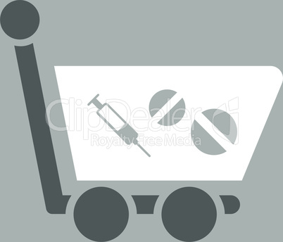bg-Silver Bicolor Dark_Gray-White--medication shopping cart.eps