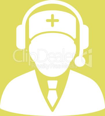 bg-Yellow White--Emergency manager.eps