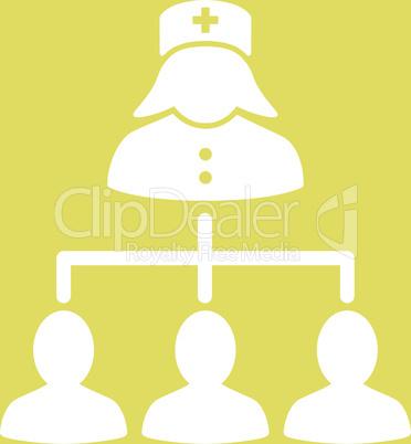 bg-Yellow White--nurse patients connections.eps
