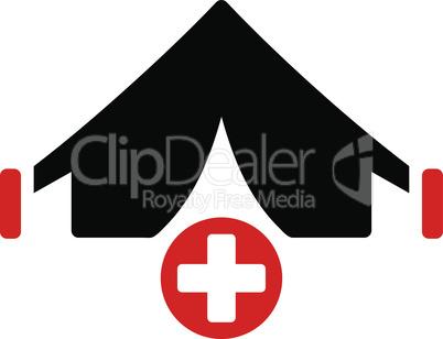 Bicolor Blood-Black--field hospital.eps