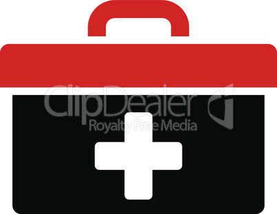 Bicolor Blood-Black--first aid toolbox.eps