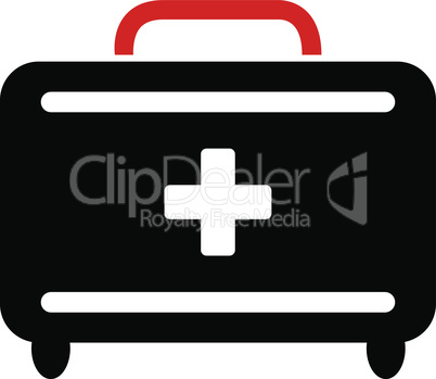 Bicolor Blood-Black--first aid toolkit.eps
