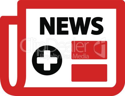 Bicolor Blood-Black--medical newspaper.eps