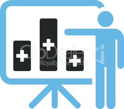 Bicolor Blue-Gray--medical public report.eps
